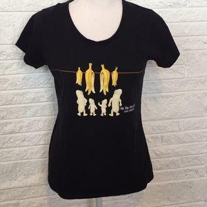 🌠2 for $10 The big banana t shirt